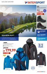 FREY Sport - Z-Flyer - Intersport-Prospekt