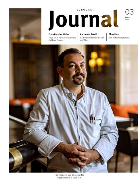 Eurogast Journal Herbst 2019