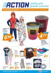 magasin Action catalogue 25 sept-1 oct 2019