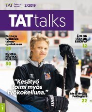 TAT Talks 2/2019