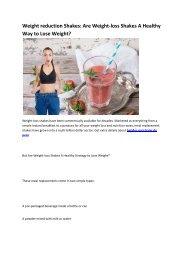4 licuados naturales para quemar grasa