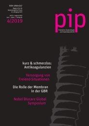 pip Heft 4 - August 2019