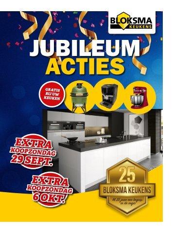 Jubileum Acties