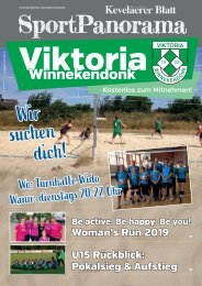 Sport Panorama - Ausgab 3 2019