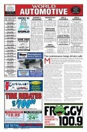 World Automotive and Sports 9-25-19