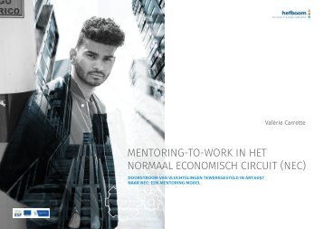 Mentoring to work in het NEC
