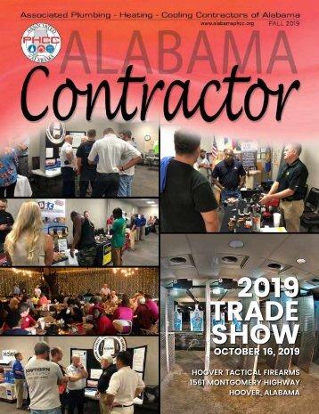 Alabama Contractor Fall 2019