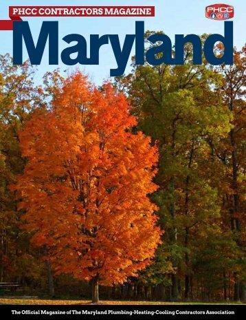 Maryland PHCC Fall 2019