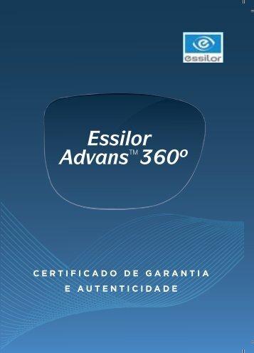 Essilor Advans 360 Garantia