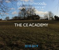 Fermynwoods & The CE Academy 2018-19