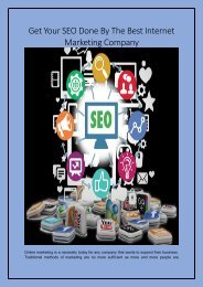 Get Your SEO Done By The Best Internet Marketing Company-converted