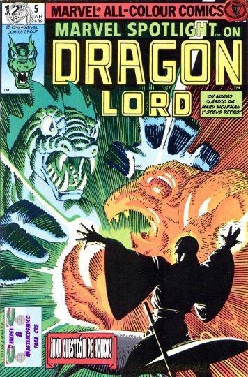 Marvel Spotlight vol 2 #05 MARVEL TODO COMICS