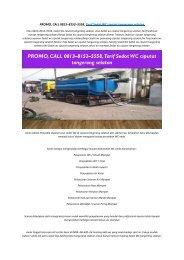 PROMO, CALL 0813–8152–5558, Tarif Sedot WC ciputat tangerang selatan