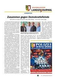 Deutsche Polizei - Landesjournal 10/2019