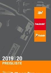 ITW Preisliste 2019/2020