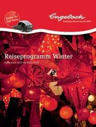 Engeloch Winterreiseprogramm 2019/2020