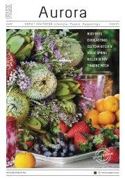 Issue 4 Aurora Magazine October 2017