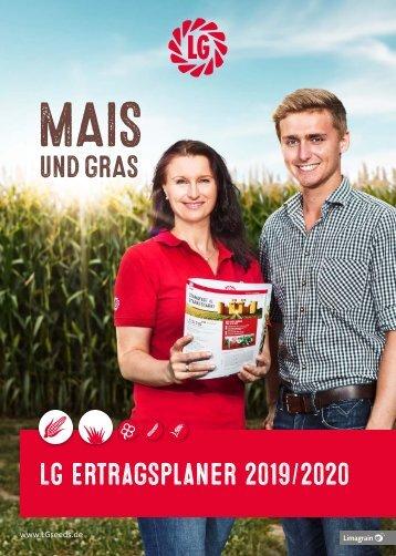 Der LG Mais & Gras Ertragsplaner
