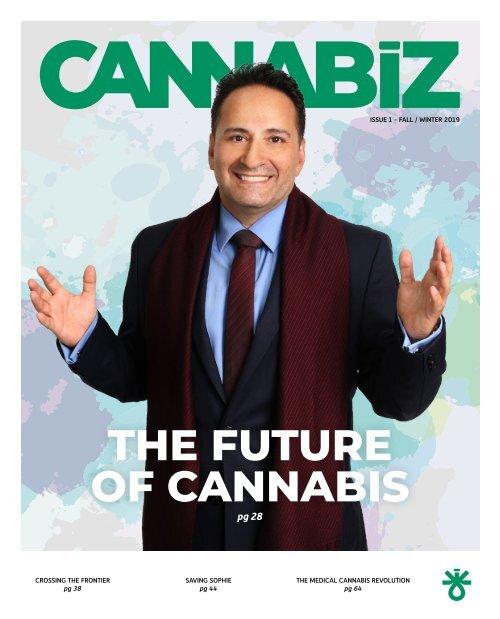 Cannabiz Issue 1