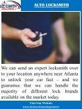 Atlanta Locksmith - Page 7