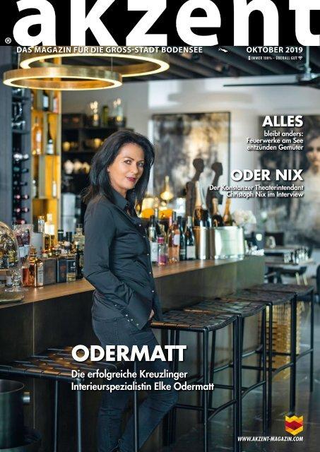 akzent Magazin Oktober '19 GB
