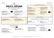 Grill House menu 3.10.2019 -31.3.2020 (Serenade & Symphony)