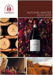 CAPREO Winter catalogue 2019