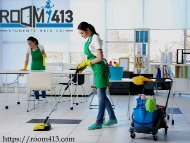 Home Cleaning Services Los Angeles - Room 413