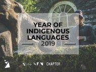 Indigenous Languages 2019 Programme Pack Final