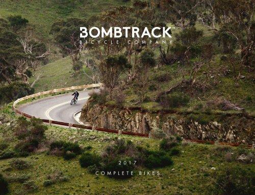 BOMBTRACK COMPLETE BIKES 2017