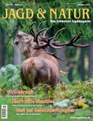 Jagd & Natur Ausgabe Oktober 2019 | Vorschau