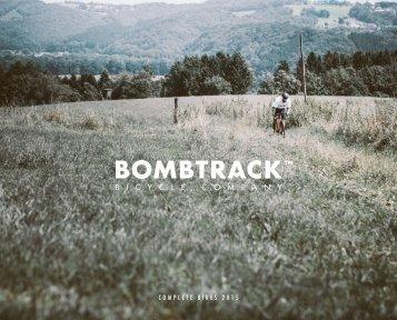 BOMBTRACK COMPLETE BIKES 2015