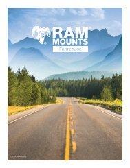 RAM Mounts Fahrzeuge Katalog