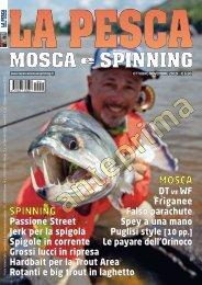 La Pesca Mosca e Spinning 5/2019