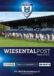 Wiesentalpost 2019/20 | 5. Spieltag