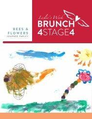 BRUNCH4STAGE4 2019 Program