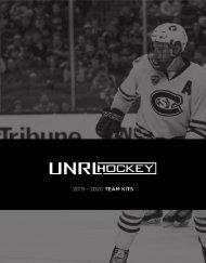 2019 - 2020 Hockey Team Catalog Kit (reduced)