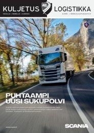 Kuljetus & Logistiikka 4 / 2019