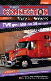 Trucker's Connection - October 2019