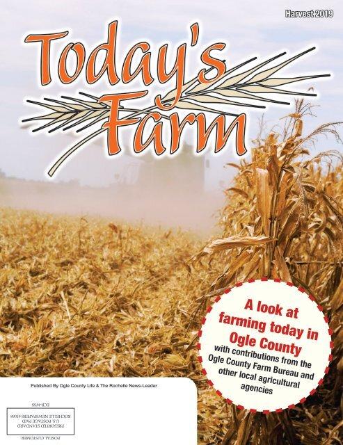 Today's Farm - Harvest 2019