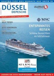 Düssel Depesche 09/2019