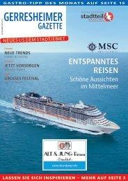 Gerresheimer Gazette 09/2019