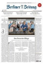 Berliner Zeitung 24.09.2019