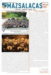 Mazsalacas novada ziņas_septembris 2019