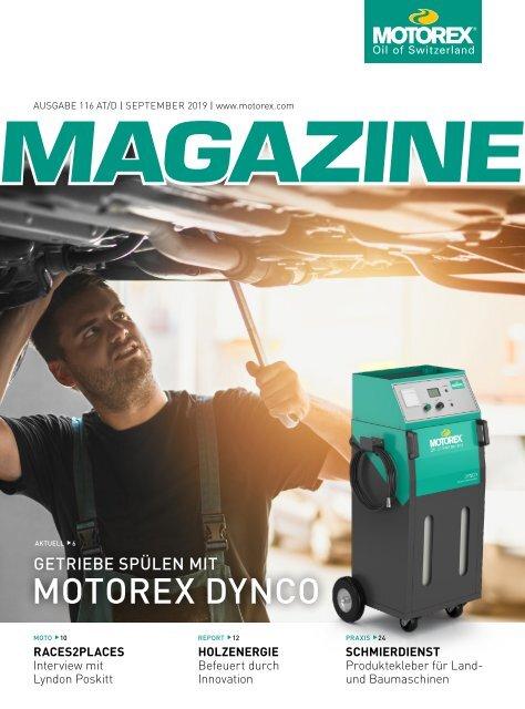 MOTOREX Magazine 2019 116 AT