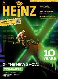 10_2019 HEINZ MAGAZIN Essen