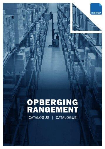 Opberging / Rangement