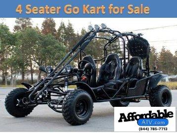 4 Seater Go Kart for Sale