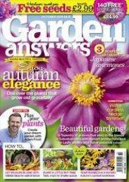 Garden Answers Oct 19
