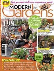 Modern Gardens Oct 19